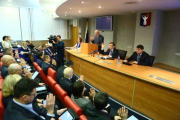 Депутаты Норильского Горсовета приняли ряд поправок в местные нормативные акты