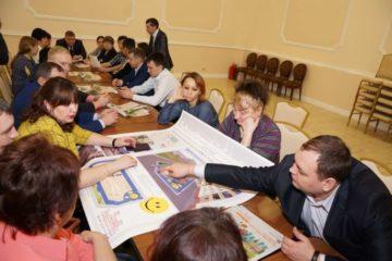 Урбан-форум прошел в Дудинке