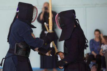 Мужская сборная Таймыра стала бронзовым призером окружного Чемпионата по кендо