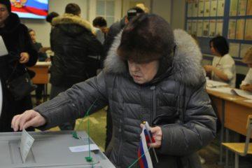 Лидером голосования на выборах президента РФ в Норильске стал Владимир Путин