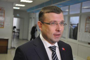 Александр Пестряков: Впервые совместно с участковыми комиссиями мы проводили прием граждан в период выборов