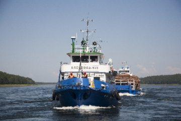 Социально-бытовые условия труда работников Енисейского пароходства продолжат улучшать