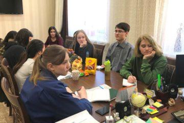 Юные дудинские журналисты научатся играть в ассоциации на следующей сессии MediaШколы