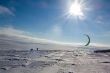 """Лыжная база """"Оль-Гуль"""" собирает любителей экстремальных видов спорта"""