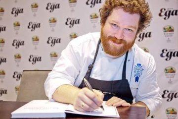 Известный российский бренд-шеф Алексей Зимин расскажет норильчанам, как получать удовольствие от еды