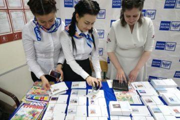 Норильская почта отправила письма участников и гостей Арктического турнира