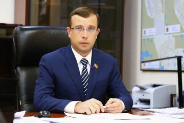 Председатель городского совета депутатов Александр Пестряков ответит на вопросы норильчан
