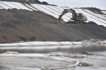 Заполярный филиал «Норникеля» строит современный природоохранный объект стоимостью 1,8 млрд рублей
