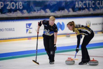 В финале Arctic Curling Cup сыграют шотландцы и канадско-шведская пара