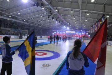 Arctic Curling Cup 2018 официально открыт
