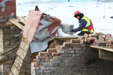 Общероссийский народный фронт проверит оставшиеся без управления аварийные дома