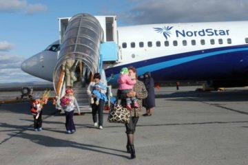 NordStar в лидерах по пунктуальности аэропорта Платов