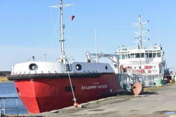 С 2020 года Енисейское речное пароходство начнет строить новые баржи
