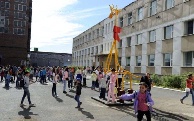 В Норильске отметят День полярного жирафа