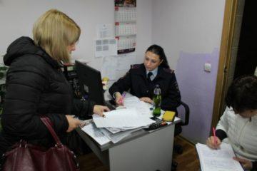 Полицейские провели рейд по магазинам Норильска