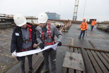 Студенты российских вузов начали проходить практику в Норильске