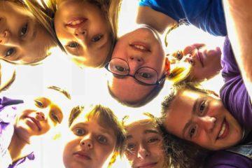 """Норильчане отдыхают в летнем лагере инновационного развития """"Детский наукоград"""""""
