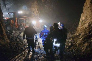 """Главгосэкспертиза одобрила проект строительства новых объектов на руднике """"Комсомольский"""""""