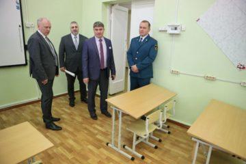 В Норильске стартовала приемка школ к новому учебному году