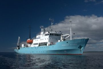Арктический плавучий университет вернулся в порт Архангельска