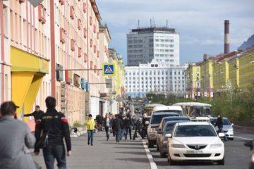 Норильск выиграл краевую субсидию в размере одного миллиона рублей