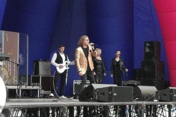 Известный певец и композитор Игорь Николаев поздравил с праздником Талнах