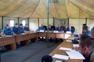 ЕРП приняло  участие в антитеррористических учениях органов внутренних  дел Красноярского края