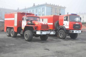 """В """"Норникеле"""" определили лучшего пожарного"""