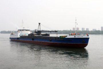 Флот ЕРП осуществляет доставку экспортных грузов