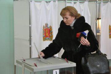В крае приступили к монтажу систем видеонаблюдения на избирательных участках