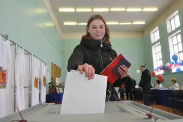 Сегодня в 8 часов в Норильске открылись 68 пунктов голосования по выборам губернатора Красноярского края