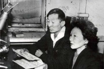 В октябре 1948 года на таймырском радио зазвучала ненецкая и нганасанская речь