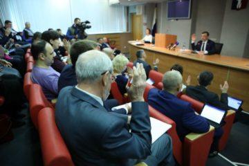 В Норильском городском совете новые депутаты