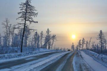 В Норильске приостановлено строительство Северной объездной дороги