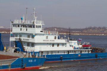 Таймырское районное управление Енисейского пароходства завершило навигацию 2018 года