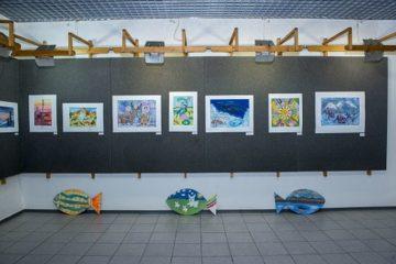 Дети Норильска и Дудинки заняли призовые места на межрегиональном конкурсе рисунков