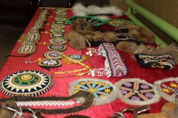 Жители Хантайского Озера познакомились с особенностями эвенкийской культуры