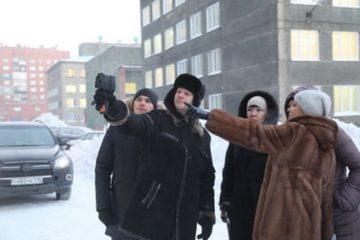 В Норильске  при приемке работ по утеплению межпанельных швов используют тепловизоры