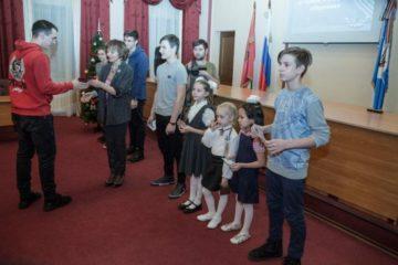 Таймырских спортсменов наградили знаками отличия ГТО