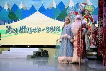 """Фестиваль молодых семейных пар """"Дед Мороз – 2018"""" прошел во Дворце культуры"""