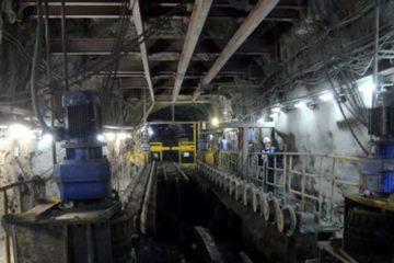 """Рудник """"Северный-глубокий"""" КГМК реализовал этап проекта по вскрытию и отработке запасов руды до горизонта – 440 метров."""