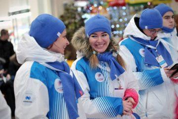 Норильские волонтеры Универсиады готовятся отправиться в Красноярск