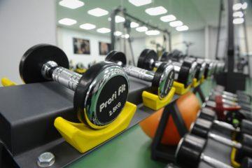 В «Норильскавтоматике» открылся спортзал для работников предприятия