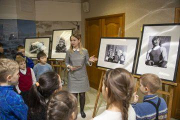 В Таймырском краеведческом музее открылась фотовыставка «Таймыр спортивный»