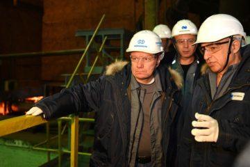 ТОФ станет крупнейшей обогатительной мощностью в мире