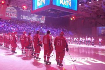 Большой хоккей снова в Норильске