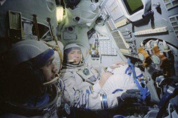 В числе почетных граждан Норильска есть космонавт