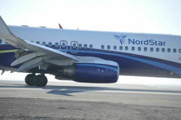 Авиакомпания NordStar открыла новое направление Норильск – Воронеж – Сочи