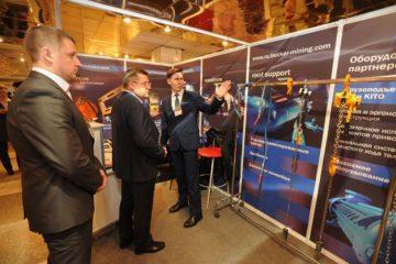 В Норильске открылась выставка по металлургии, горному делу и автоматизации производства