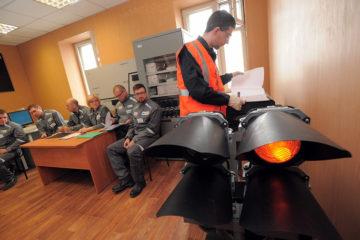 В Норильске прошел конкурс профмастерства среди специалистов по железнодорожной автоматике